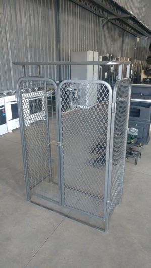 Gas Cage